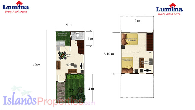 Lumina Dumaguete Townhouses For Sale Code Th 8579