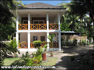 Beach Houses For Code Rbf 2030 Dauin S Oriental Philippines